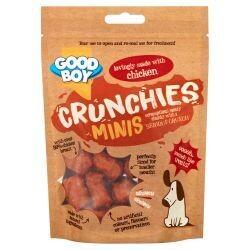Good Boy Crunchies Minis Chicken