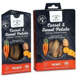 Go Native Dental Carrot & Sweet Potato