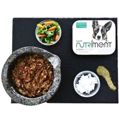 Nutriment Dog Adult Lamb Dinner - Small Dog 200G
