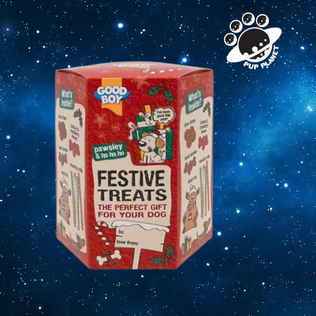 Good Boy Christmas Gift Box