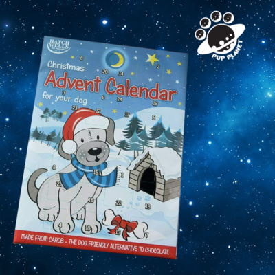 Hatchwell Dog Advent Calendar 70G