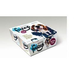 Frozzys - Lickable frozen yogurt for dogs Blueberry 4pk