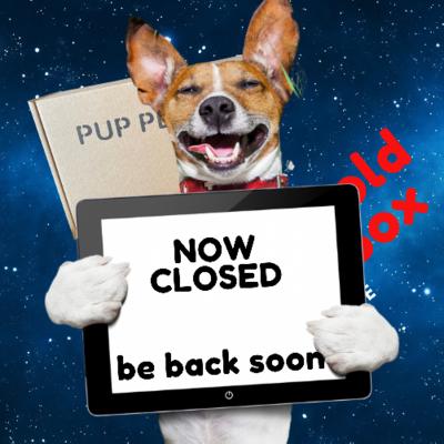 Win a Pup Planet VIP Gold Reward Box