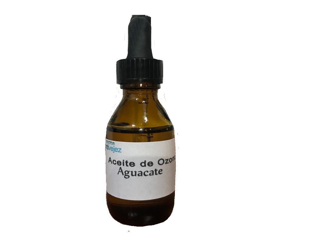 Aceite de Ozono / Aguacate