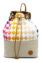 Rhombus Backpack