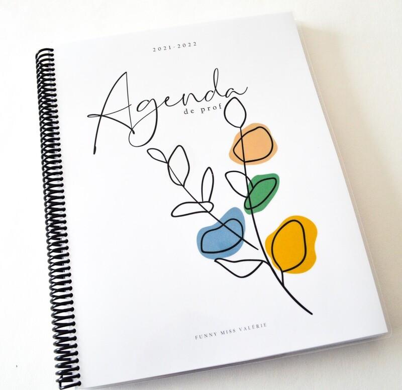 Cahier de planification 2021-2022 (3 AM - 2 PM)