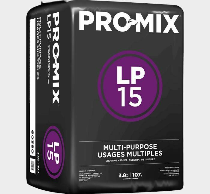 Pro Mix LP 15 3.8 cu. ft.
