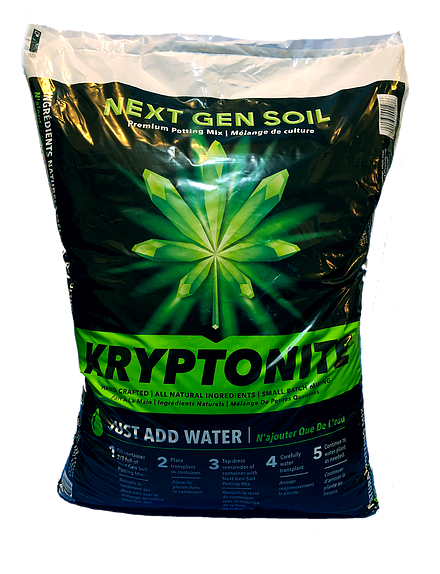 Kryptonite Soil 1.5 cu.ft.
