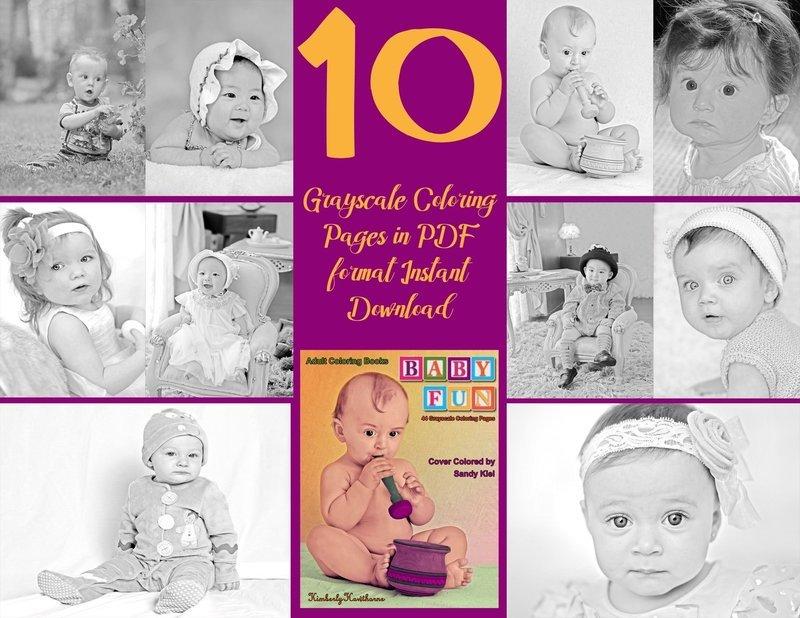 Baby Fun Sampler Pack Digital Download