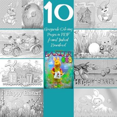 Easter Fun Sampler Pack Digital Download