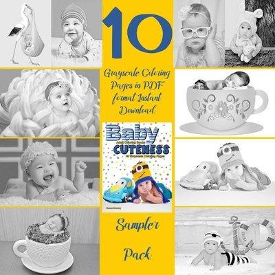 Baby Cuteness Sampler Pack Digital Download