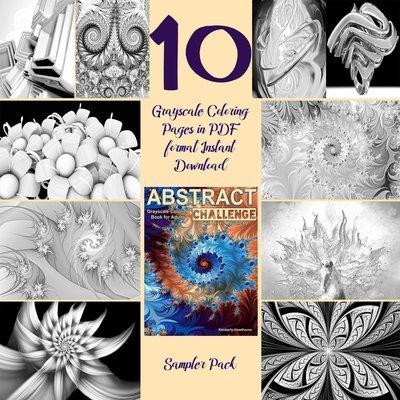 Abstract Challenge 1 Sampler Pack Digital Download