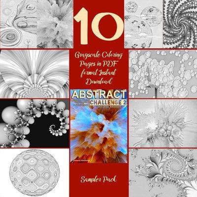 Abstract Challenge 2 Sampler Pack Digital Download