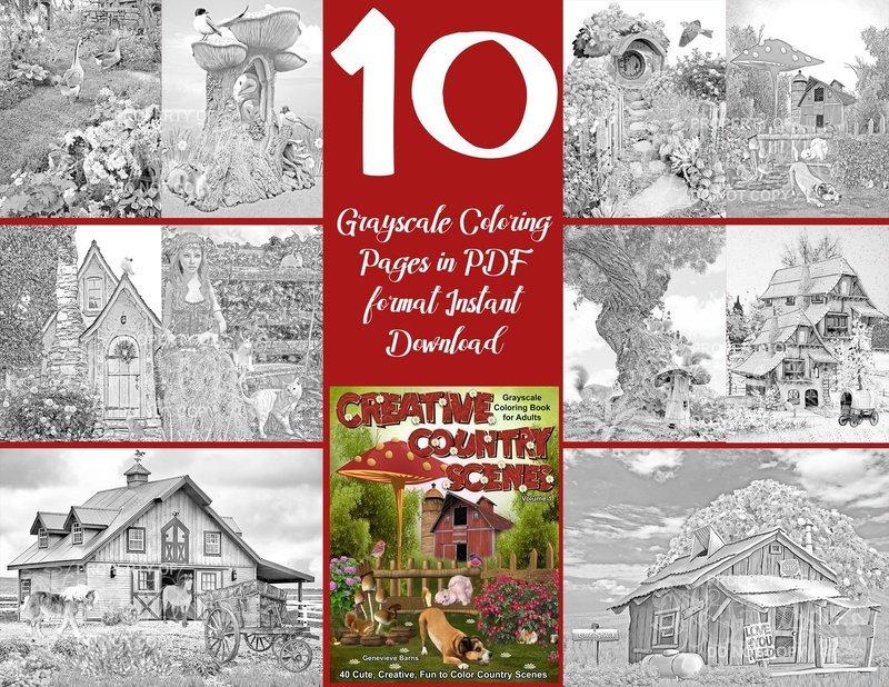 Creative Country Sampler Pack Digital Download