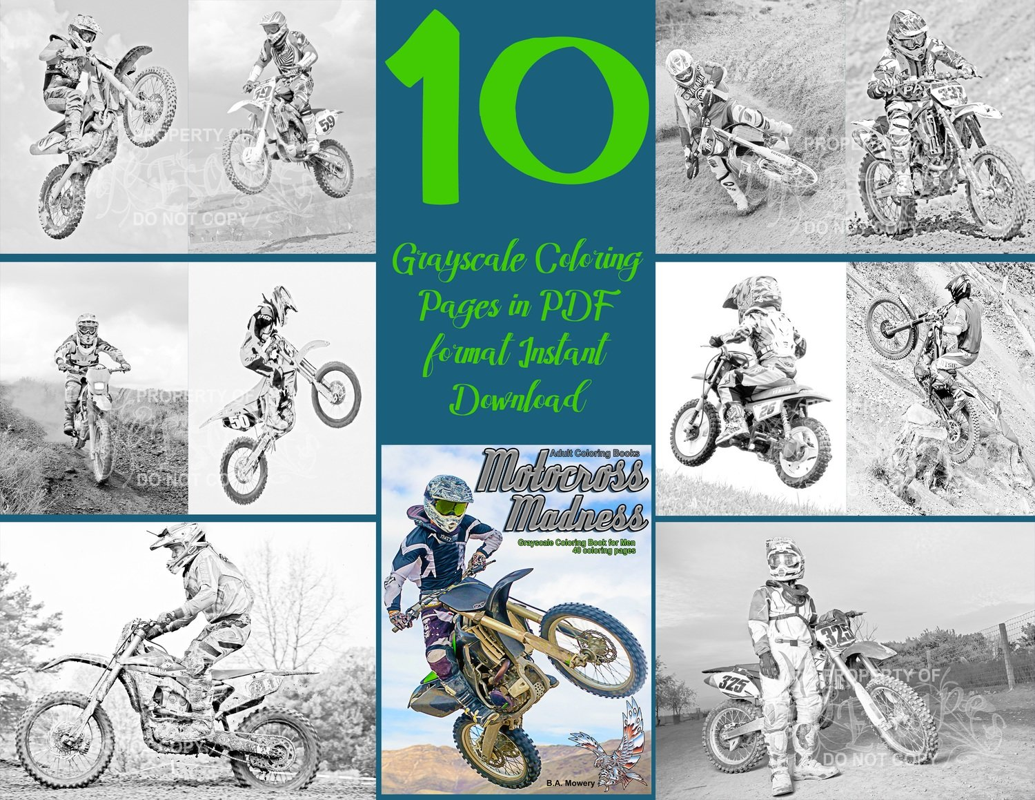 Motocross Madness 1 Sampler Pack Digital Download