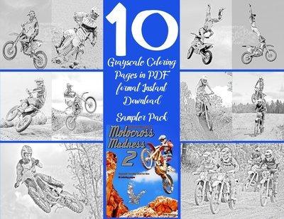 Motocross Madness 2 Sampler Pack Digital Download