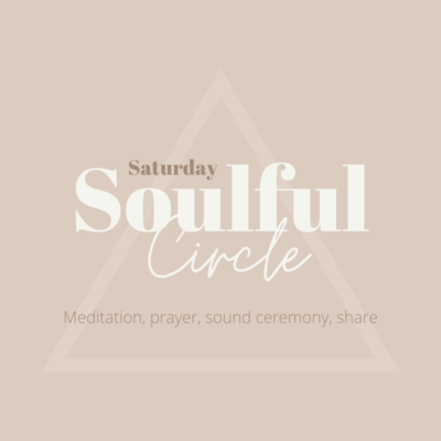 Soulful Circle Recording (Angelic Realm)