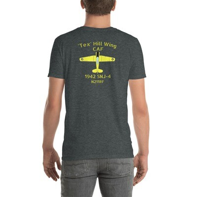 Ole Yeller T-6 Short-Sleeve Unisex T-Shirt