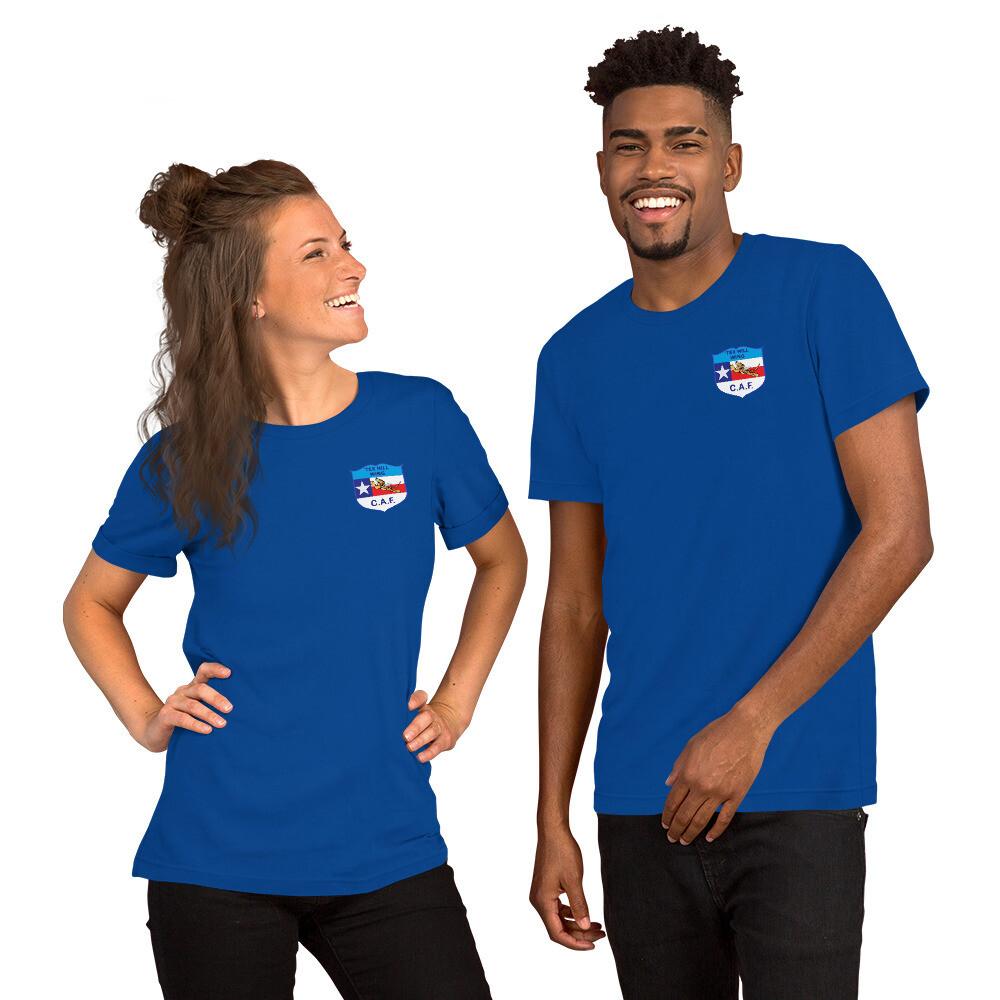 Tex Hill Wing Short-Sleeve Unisex T-Shirt