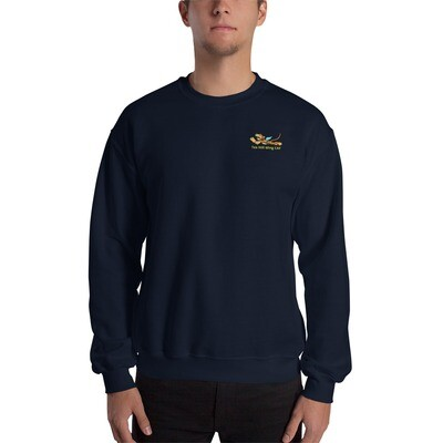 Flying Tiger Tex Hill Wing CAF Unisex Sweatshirt