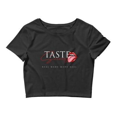 Taste Success Women's Crop Tee