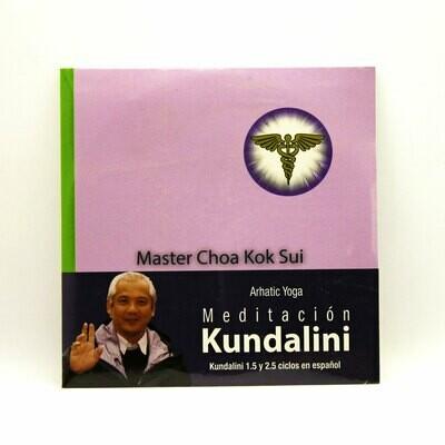 Meditación Kundalini 1.5 y 2.5 ciclos en español