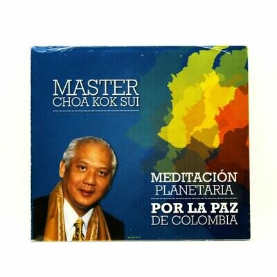 Meditación Planetaria por la Paz de Colombia