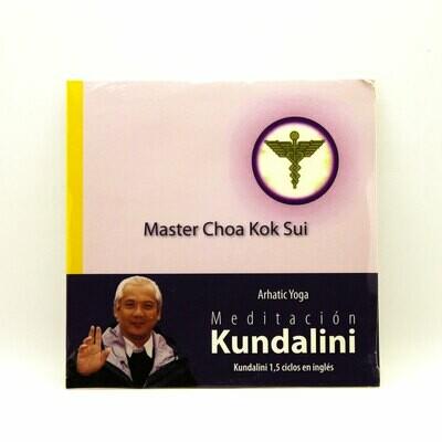 Meditación Kundalini 1.5 ciclos en inglés