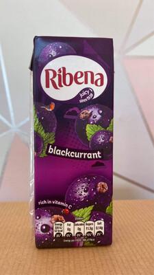 Ribena Blackcurrant Carton