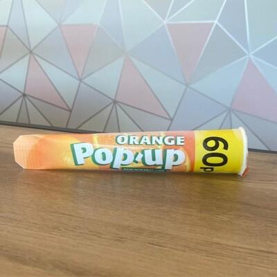 Pop Up Orange