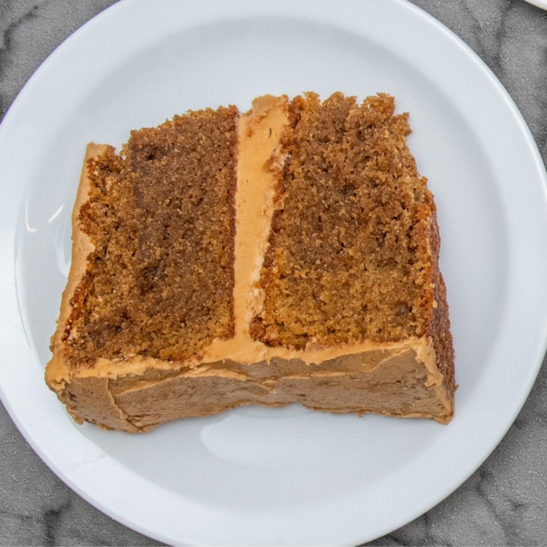 Coffee Cake Slice