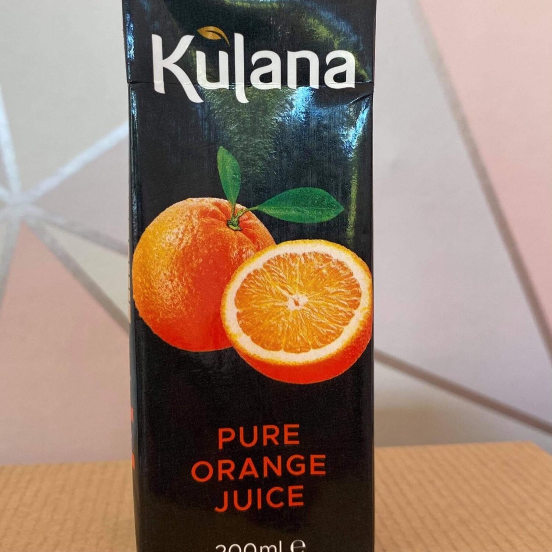 Kulana Orange Carton