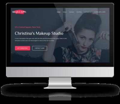 Simple Snappy Website
