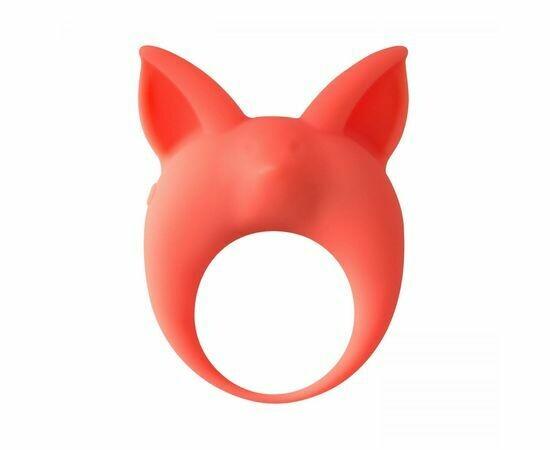 Эрекционное Кольцо Mimi Animals Kitten Kyle Orange