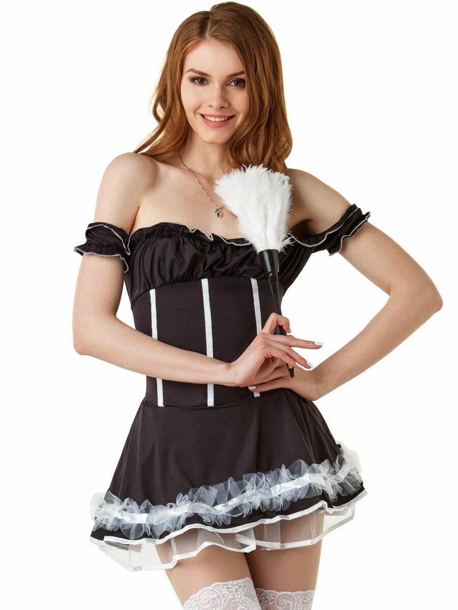 Костюм Maid Costume S/M