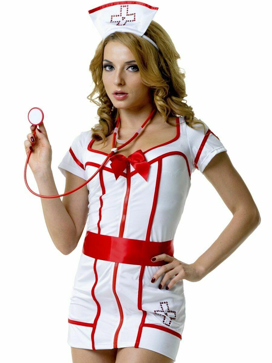 Костюм Nurse Costume S/M