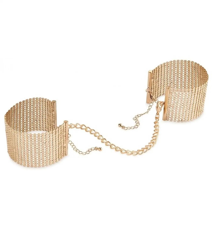 Наручники Desir Metallique Handcuffs gold