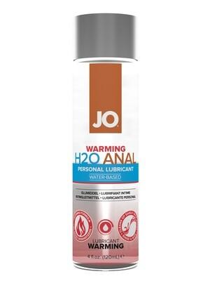 Любрикант JO H2O Personal Lubricant Anal Warming 120мл