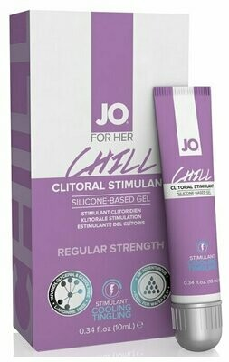 Гель JO For Her Chill Clitoral Stimulant 10мл
