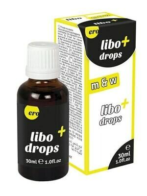 LIBO+ M&W возбуждающие капли д/двоих 30мл