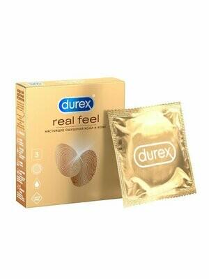Презерватив Durex Real Feel №3