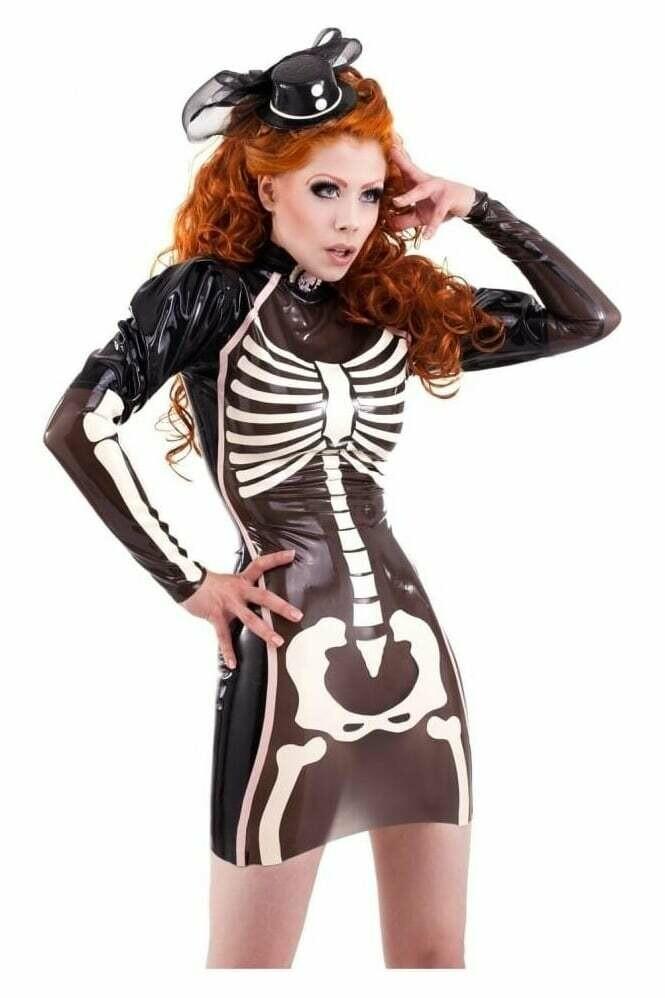 Платье Palermo Skeleton OS