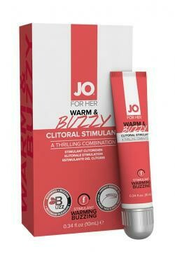 Гель JO For Her Warm & Buzzy 10мл