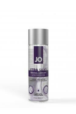 Лубрикант JO Xtra Silky Personal Lubricant Ultra-Thin Silicone 60мл