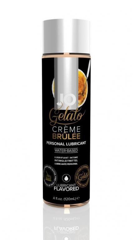 Любрикант JO Gelato Creme Brule 120мл