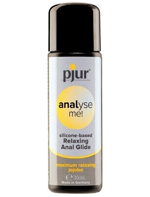 Гель Pjur AnalyseMe Relaxing Silicone Anal Glide 30мл