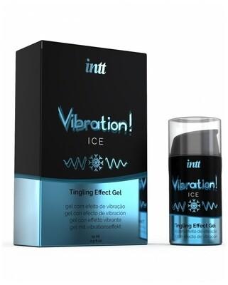 Возбуждающий гель Intt - Vibration ICE