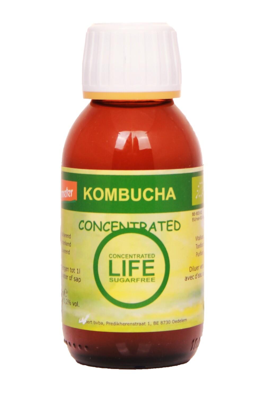 Kombucha concentrate 100ml - BIO + DEMETER