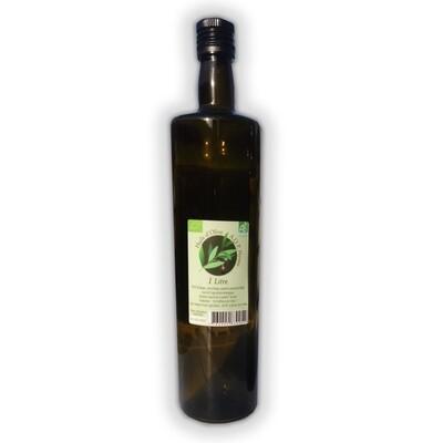 Huile Olive A.O.P. Nyons -  agriculture Biologique - 1 Litre