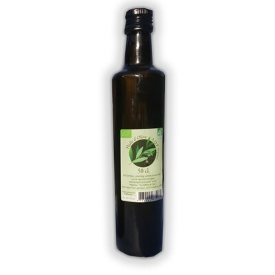 Huile Olive A.O.P. Nyons   agriculture biologique   50 cl.